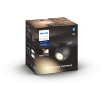 Philips Hue WA Buckram Tak/Vegglampe 5.5W Sort ink dim