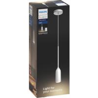 Philips Hue WA Devote Nedhengt Taklampe 9.5W Hvit