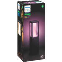 Philips Hue WCA Impress Pidestall Sort Utvidelse