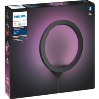 Philips Hue WCA Sana Vegglampe Sort 20W Sort