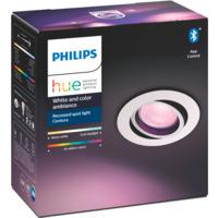 Philips Hue WCA Centura Recessed Spotlight Rund 5.7W Hvit