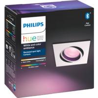 Philips Hue W Centura Spotlight Firkantet 5.7W Hvit