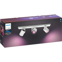 Philips Hue WCA Argenta Trippel Spotlight 5.7W Hvit