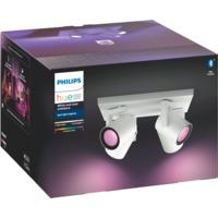 Philips Hue WCA Argenta Firedobbel Spotlight 5.7W Hvit