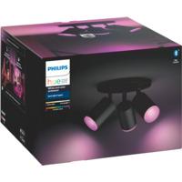 Philips Hue WCA Fugato Trippel Spotlight 5.7W Sort