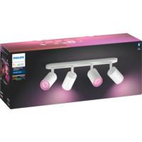 Philips Hue WCA Fugato Firedobbel Spotlight 5.7W Hvit