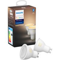 Philips Hue WA GU10 Lyskilde 6W 2pk