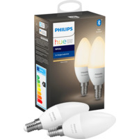 Philips Hue W E14 Lyskilde 5.5W 2pk