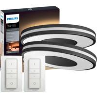 Philips Hue Innendørs Lampepakke 2 - Being Sort