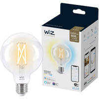 WiZ Lyskilde WA 6,7W G95 E27 WiFi