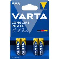 Batteri Varta High Energy LR03/AAA 4-PK