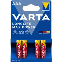 Batteri Varta Max Tech LR03/AAA 4 pk