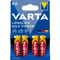 Batteri Varta Max Tech LR06/AA 4 pk