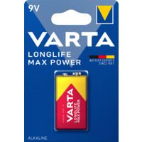 Batteri Varta Max Tech 9V