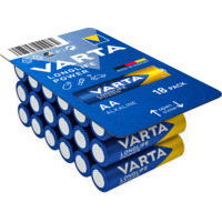 Batteri Varta High Energy LR06/AA 18 pk