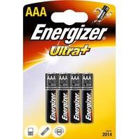 Batteri LR03 AAA 1,5V Alkalisk 4 pakn. ENERGIZER