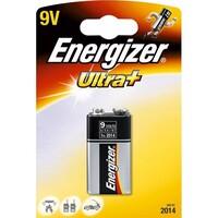 Batteri 6LR61 9V Alkalisk ENERGIZER