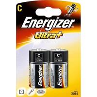 Batteri LR14 C 1,5V Alkalisk Middels 2 pakn, ENERGIZER