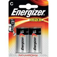 Batteri LR14 C/E93 2pk ENERGIZER MAX