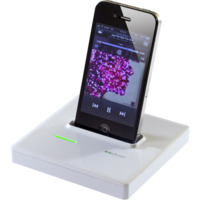 KB Sound iPod-dock iSelect wireless Hvit
