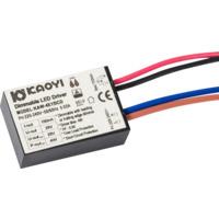 LED driver for 4W 160mA Unocob warmdim