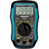 Digital Multimeter EM3680 CAT III 600V