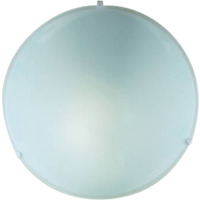 Mars Plafond Glass m/dekor 1x60W E27