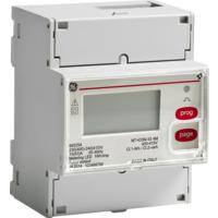 Måler digital. 3-FAS 4-Mod. 63A. IT/TN D3Ni63 GE