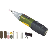 Bor- og slipemaskin IBS/A Batteri, Sett PROXXON