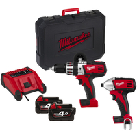 Milwaukee Powerpack HD18 PP2-402C