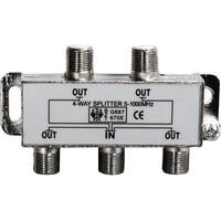 Antenne splitter 1 inn 4 ut SGL 1803-14056