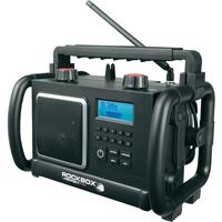 Rockbox Perfectpro RB1. DAB+ og FM Arbeidsradio