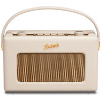 Roberts Revival RD60 Retro DAB+ digital radio Cream