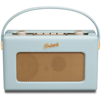 Roberts Revival RD60 Retro DAB+ digital radio Duck egg