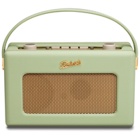Roberts Revival RD60 Retro DAB+ digital radio Leaf