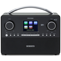 Roberts Stream 93i DAB+/ Internet digital radio Black