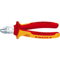 Knipex Sideavbiter 180mm 1000V