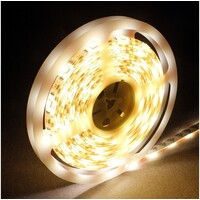 LED Strip Varmhvit-Kaldhvit 5m IP65 IR