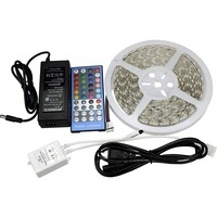 LED Strip Digital RGB+W 5m IP65 IR