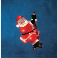 Klatrende Julenisse 230V