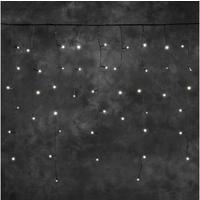 Julesystem Istappslynge 100 LED Varmhvit 2,5m IP44