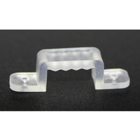 LED Strip Festeklips 10 stk for SMD5050