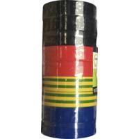 Taperull 10m 9 stk 4 farger