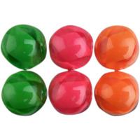 Kabelklips selvklebende 3 fargerike