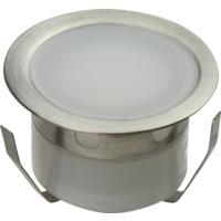 Terrassebelysning LED 6 x 0,6W IP67