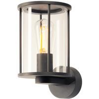 SLV Photonia Vegglampe E27 IP55 Antrasitt