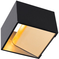 SLV Logs Vegglampe Dim To Warm Sort/Gull
