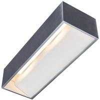 SLV Logs Vegglampe Dim To Warm 2000-3000K Alu/Hvit