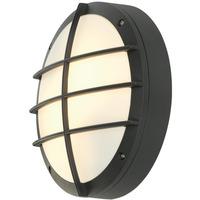 SLV Bulan Grid Vegg/Tak lampe IP44 Antrasitt