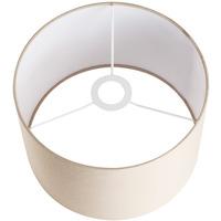 SLV Fenda Lampeskjerm Rund Ø 30cm Beige